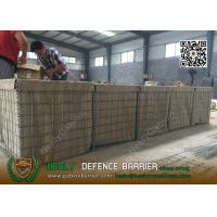 Military Defensive Gabion Barrier China Manufacturer