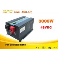 Wholesale Off Grid Single UPS  Solar Power Inverter For Home 3000 Watt Pure Sine Wave Inverter from china suppliers
