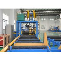 Wholesale Horizontal H Beam Welding Line Back Welding For H Section Steel With High Automation from china suppliers