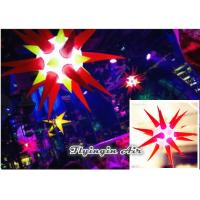Wholesale Inflatable Star with LED Light for Party and Holiday Decoration from china suppliers