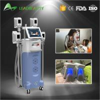 Wholesale Fat freezing coolshape cryolipolysis cold body sculpting machine with 4handles from china suppliers