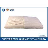 Wholesale Comfort Traditional Health Care Open-Cell Latex Foam Pillow With Soft Cover from china suppliers