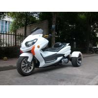 Wholesale 8HP Tri Wheel Motorcycle , Electric Start 150cc Scooter With Windshield from china suppliers