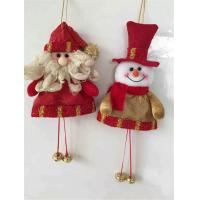 Wholesale Christmas hanging ornament  christmas wonderful doll toy decoration from china suppliers