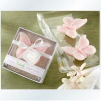 Wholesale butterfly candle wedding favors,candle party favors from china suppliers