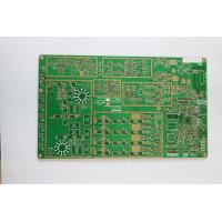 Wholesale Electronics 3 Oz Copper Base Multilayer PCB , Rigid Custom Made Pcb Boards Security from china suppliers