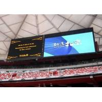 Quality P6mm Indoor Led Advertising Board Light Weight with CE / ROHS Certificate for sale