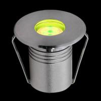 Wholesale 24V 1*3W Osram Single Color or 3-in-1 RGB LED SUS316 Stainless Steel Small Size Recessed LED Underwater Pool Spotlight from china suppliers