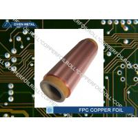 Wholesale 12μm - 100μm Treated  RA Cu Foil For PCB , electrolytic copper foil rolls from china suppliers