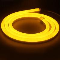 Wholesale Outdoor 120degree yellow 16x24mm flexible LED Neon strip lights/ LED strip Light from china suppliers