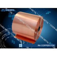 Wholesale Cu - ETP T2 C110 -  RA Copper  Foil , with High Quality from china suppliers