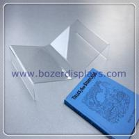 Wholesale Clear Plastic Book Cradle/Acrylic Book Holder from china suppliers