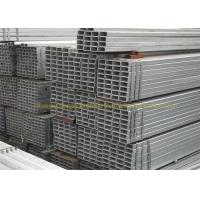 Quality Corrosion Resistant 2 x 2 Galvanized Steel Square Tubing For Structure Pipe for sale