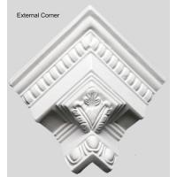 Quality Best Selling PU Cornice Moldings for interior decoration for sale