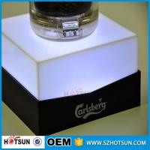 Wholesale Acrylic LED Lighting Wine Bottle Glorifier from china suppliers