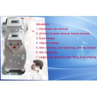 Wholesale Painless SHR Bipolar RF Radio Frequency Skin Tightening Machine from china suppliers