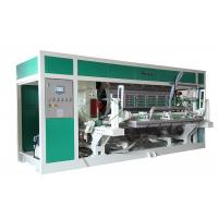 Wholesale Rotary Type Paper Egg Tray Machine For Egg Tray / Egg Carton / Egg Box Hot Air Forming Production Line from china suppliers
