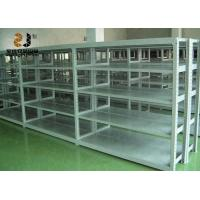 Wholesale Cold Rolled Steel Epoxy Powder Coated Longspan Racking , Maximum 1000kg / Level from china suppliers