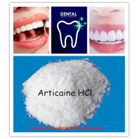 Wholesale Local Anesthetic Articaine Hydrochloride Anti Estrogen Steroids for Dental Local Anesthetic from china suppliers