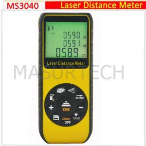 Wholesale Digital Laser Distance Meter Laser Rangefinder 40 meter MS3040 from china suppliers