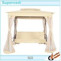 Wholesale Luxury Garden Swing Gazebo Patio Sun Shades Summer Outdoor Leisure Furniture from china suppliers