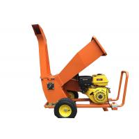 Wholesale Petrol gas power type chipper shredder machine tree branches chipper from china suppliers