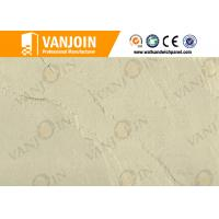 Wholesale Customized soundproof Clay Wall Tile , FlameRetardant Slate Stone Tile Plant fiber Material from china suppliers