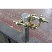 Quality Jis  Galvanized Double pressed Stamping Scaffolding Pipe Clamp for sale