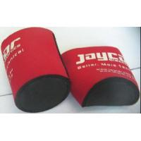 Wholesale CR SBR NBR/PVC Foam Brocade Neoprene Fabric Cooler Cold Insulation Gift Red Wine Beer Packaging Bottle Cup Can Cover from china suppliers