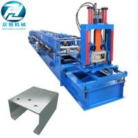 Wholesale Automatic Cutting C Z Purlin Roll Forming Machine With non Change Shearing Device from china suppliers