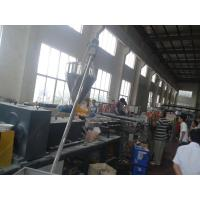 Wholesale WPC PVC Foam Board Extrusion Line , 5 - 25mm Thickness Wood Plastic Composite Machine from china suppliers