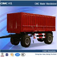 Wholesale van type full trailer from china suppliers