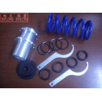 blue Adjustable Lowering Suspension Coilover Coil Springs For Honda