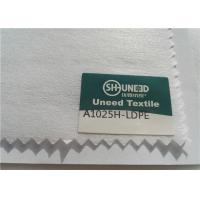 Wholesale 100% Polyester Chemical Bonded Interlining Non Woven Fabric With Scatter Coating from china suppliers
