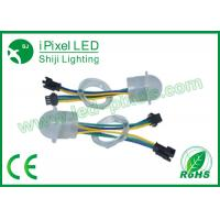 Quality 26mm Smart Individual Rgb Led Pixel Amesement Park Decoration DMX controlling for sale