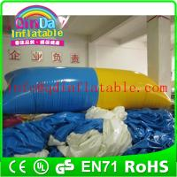 Wholesale QinDa inflatable water catapult blob the blob inflatable toy inflatable water launch from china suppliers