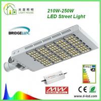 Wholesale Rotatable 200W LED street light 50000 Hrs Life Span AC 85 – 277 V CE RoHS Certificate from china suppliers