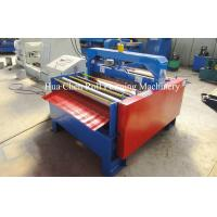 Wholesale Full Automatic Metal Plate Cutting Machine 3 rows For Wall Panel from china suppliers