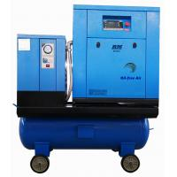 10 bar 3.7kw 5.5kw portable scroll air compressor oil free for sale