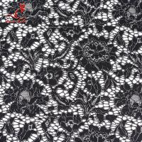 Wholesale African French Nylon Lace Fabric For Garment Light Color Fastness from china suppliers