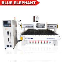 Wholesale Automatic wooden furniture making machine , ATC cnc router machine 2140 big size for wood work from china suppliers