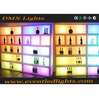 Wholesale Fashion Led Lighting Furniture Canbinet Shelf For Bars And Club from china suppliers