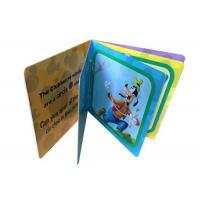 Quality Glossy Cardboard Paperback Children Books Printing Children's Books CMYK Color Print for sale