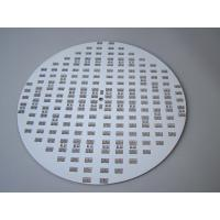 Wholesale Aluminum High Power LED Light PCB / Double-Sided Round PCB for LED Street Lights from china suppliers
