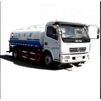 China Dongfeng 8m3 Water Tank Left Hand Drive/Right Hand Drive Truck for sale on sale