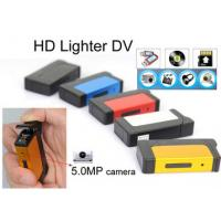 Wholesale HD 720P Real Lighter USB Spy Hidden DVR Camera Audio Video Recorder W/ Motion Detection from china suppliers