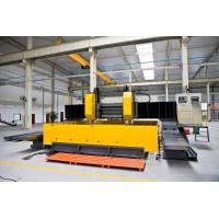 Wholesale Double - Spindle CNC Plate Processing Machine Gantry Movable Type Flexible from china suppliers