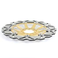 Wholesale 300mm Motorcycle Brake Disc Braking Disc Brakes GSXR 750 CNC Billet Aluminum from china suppliers