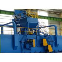 Wholesale High Efficient Auto Shot Blast Cleaning Machine for H - Beam Steel Structure from china suppliers