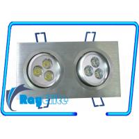 Wholesale 3 x 4w MR16 ceiling light fixture , RGB led spot with DMX 512 dimmable from china suppliers